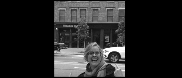 Melanie Teichroeb, playwright, performer, shield maiden play, shield maiden, Canadian playwright, Texan, writer, public speaker, feminist, feminist playwright, shield maiden II: valhalla edition, Valhalla, travel/events, travel, events, feminist writer,